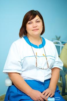 Хаимова Татьяна Игоревна Врач-терапевт в стоматологии Добрый Доктор в Лобне