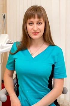 Илюхина Ольга Валерьевна Терапевт, детский стоматолог-ортодонт в стоматологии Добрый Доктор в Лобне